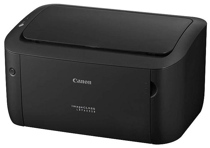 Canon imageCLASS LBP6030B Single Function Laser Monochrome Printer  Black  Laser Printers