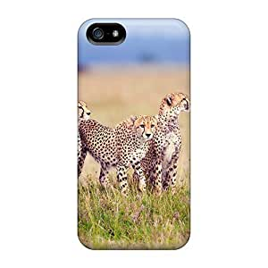 Awesome Design Cheetahs Hard For SamSung Galaxy S4 Mini Phone Case Cover