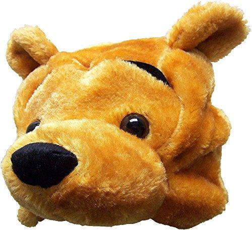 Plush Pooh Bear Hat