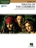 Klaus Badelt Pirates Of The Caribbean (Violin) (Hal Leonard Instrumental Play-Along)