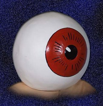GeGeGe no Kitaro Daddy Eyeball Mask (Rubber) - Kabuki Costume