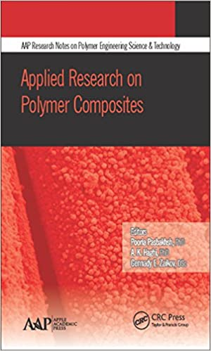 Download books online for kindle Applied Research on Polymer Composites (AAP Research Notes on Polymer Engineering Science and Technology) in het Nederlands PDF B00UVAJIAM