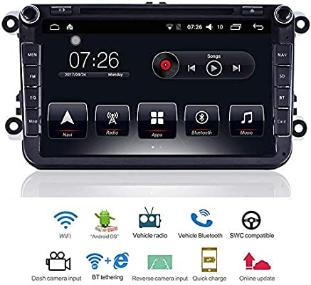 L-Way - Reproductor multimedia de coche para VW/Volkswagen ...