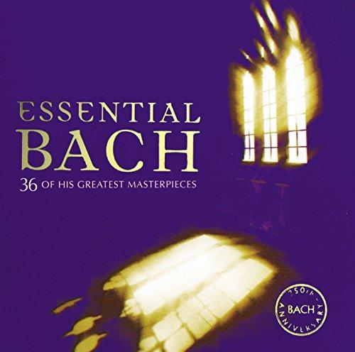 Essential Bach (2CDs)