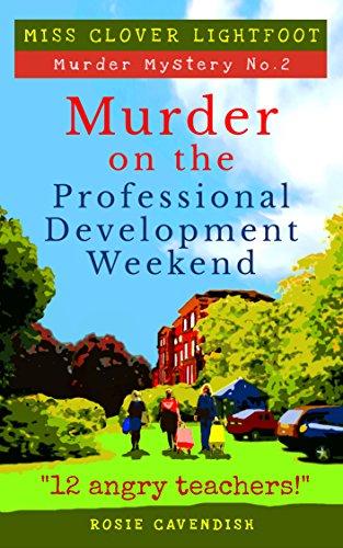 Murder Professional Development Weekend Lightfoot ebook product image