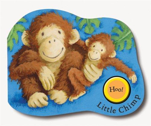 Noisy Jungle Babies: Little Chimp ebook