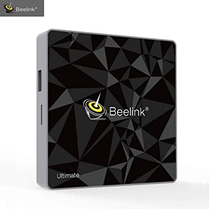 Beelink GT1 Smart TV Box DDR3 2GB/16GB Amlogic S912 Octa Core ARM Cortex-A53 Dual Band WiFi 2.4 G + 5.8G + AC Bluetooth 4.0 4K Android 7.1 TV Box: Amazon.es: Electrónica
