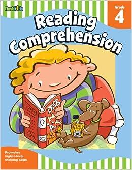 Book Reading Comprehension: Grade 4 (Flash Skills)