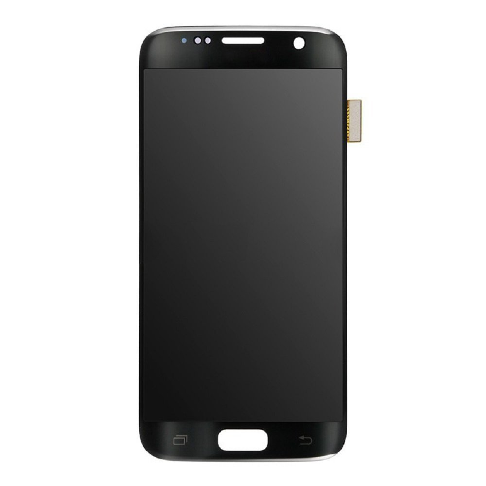 LCD Display Touch Screen Digitizer Assembly Replacement for Samsung Galaxy S7 G930 G930A G930V G930P G930T G930R G930F (Black)