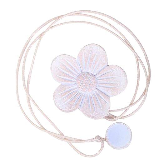 Sharplace Corbata Magnética de 1 Pieza con Forma de Flor ...
