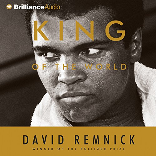 King of the World Audiobook [Free Download by Trial] thumbnail