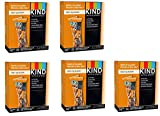 KIND Bars, Maple Glazed Pecan and Sea Salt, Gluten Free, Low Sugar, 1.4oz, 60 Bars