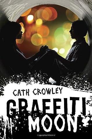 book cover of Graffiti Moon