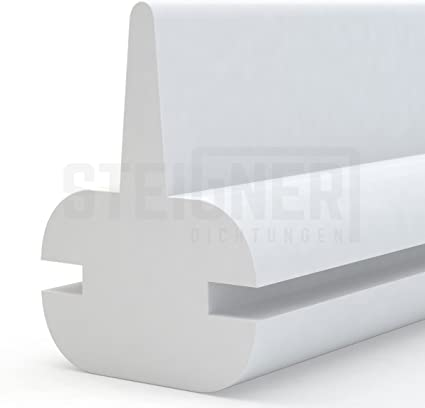 joint en silicone pour la protection contre les fuites deau STEIGNER Joint de douche 50cm SDD02 T-10 transparent