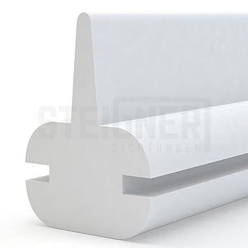 Duschdichtung Duschkabinen Dichtung 110cm Sdd01 Weiss Silikon