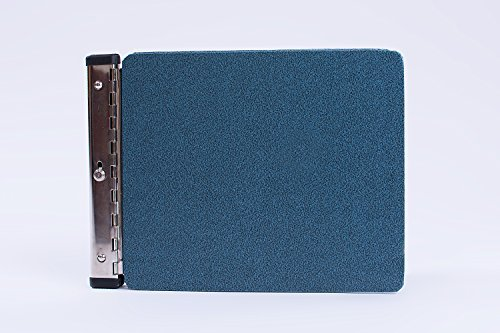 Ledger Book Vinyl-Guarded Post Binders, 2 Inch Capacity, 11 x 17 Inch Sheets for Accounting, Financial (W241-66NA)