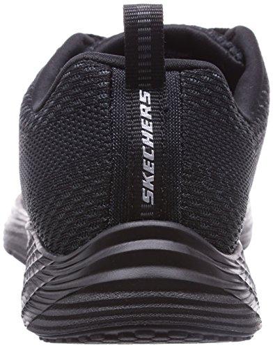 Skechers Bbk Schwarz Damen Sneakers Valeris a7zrWa