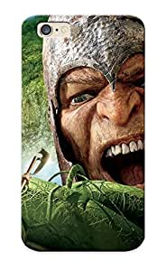 Crazinesswith Anti-scratch And Shatterproof Jack The Giant Slayer Phone Case For Iphone 6/ High Quality Case