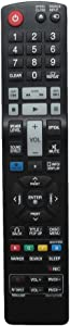 HCDZ Replacement Remote Control for LG LHB335 LHB535 AKB37026822 AKB37026802 HB954SA Wi-Fi Network Blu-ray Disc DVD Home Theater System