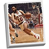 Walt Frazier Stretched Canvas