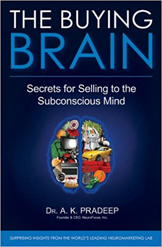 amazon the buying brain secrets for selling to the subconscious