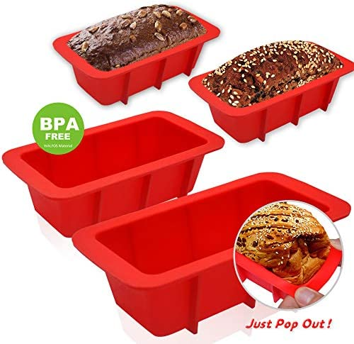 WALFOS Mini Loaf Pan Set product image