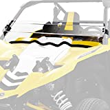 Kolpin Short Windshield for Yamaha YXZ 1000R - 2785