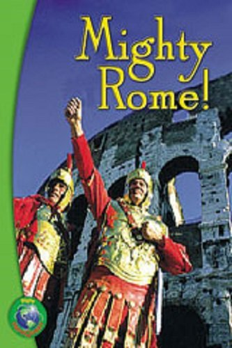 Read Online Rigby InfoQuest: Leveled Reader Bookroom Package Nonfiction (Levels Q-T) Mighty Rome! ebook