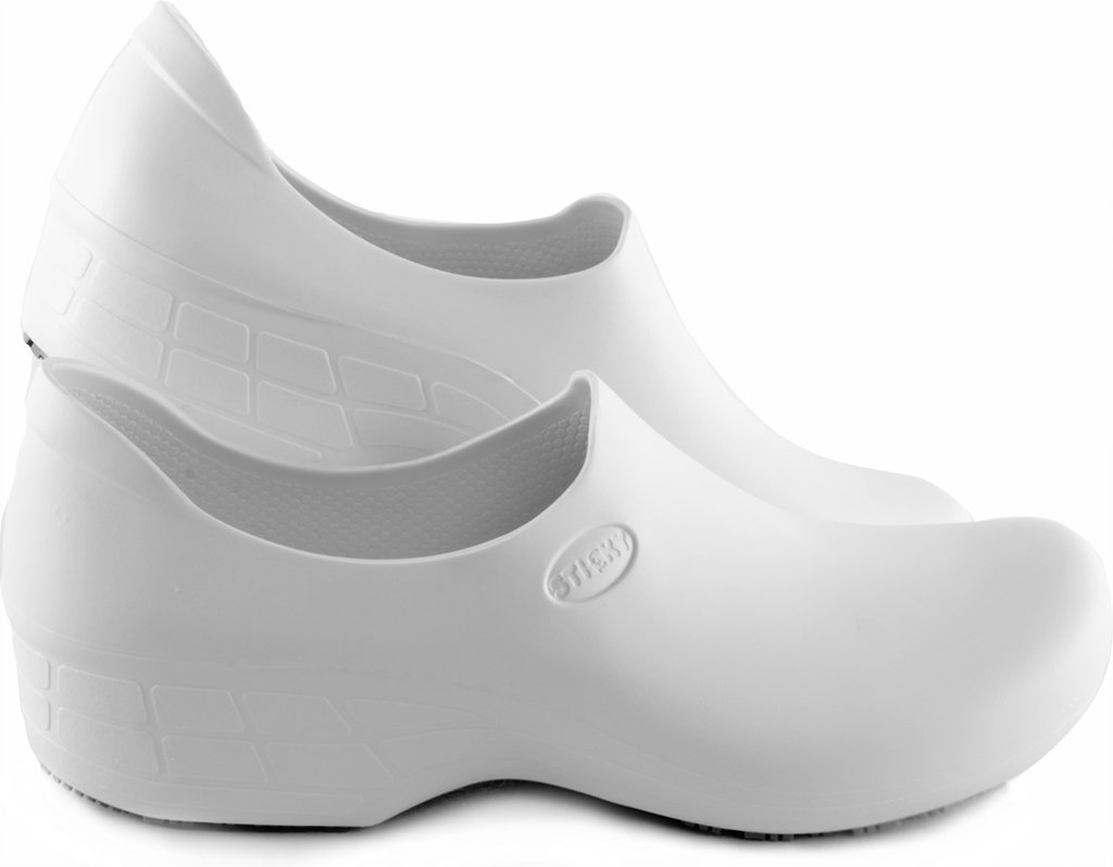 Waterproof Non-Slip Shoes (7, White)