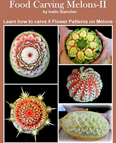 Food Carving Melons II patterns ebook