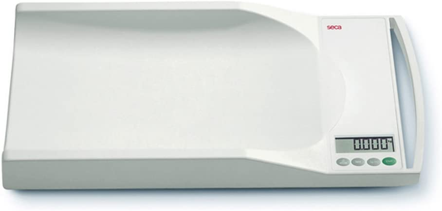 Seca 334 Electronic Baby Scale with Handle for Mobile Use (3341321008)