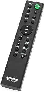 New RMT-AH101U Replace Remote Control for Sony Soundbar HT-CT780 SA-CT780 HTCT38