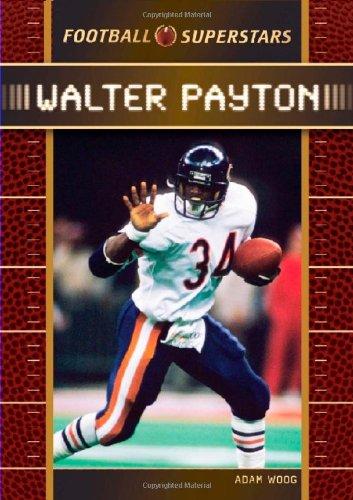 Walter Payton (Football Superstars)