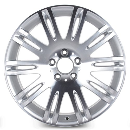 Brand New 18'' x 8.5'' Alloy Replacement Wheel for Mercedes E350 E550 2007 2008 2009 Rim 65432 Machined by Wheelership (Image #1)