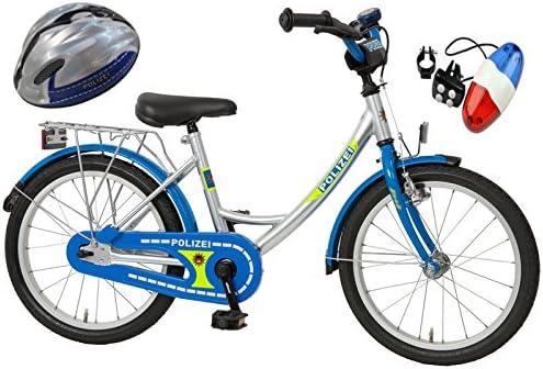 Bachtenkirch 1300432-PZ-77 – Bicicleta infantil azul/plata 18 ...