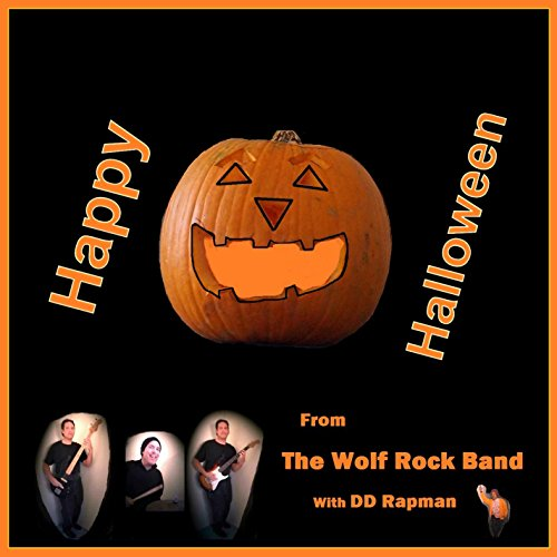 Happy halloween song we will rock you with our halloween greeting happy halloween song we will rock you with our halloween greeting card with dd m4hsunfo