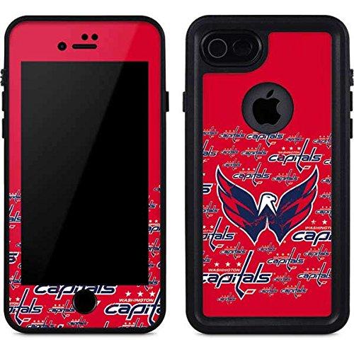(Washington Capitals iPhone 7 Case - Washington Capitals Blast | NHL X Skinit Waterproof Case)