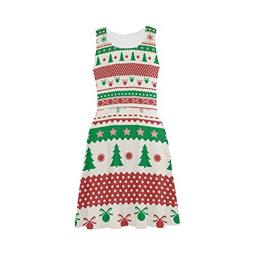 Christmas Tree Sundress