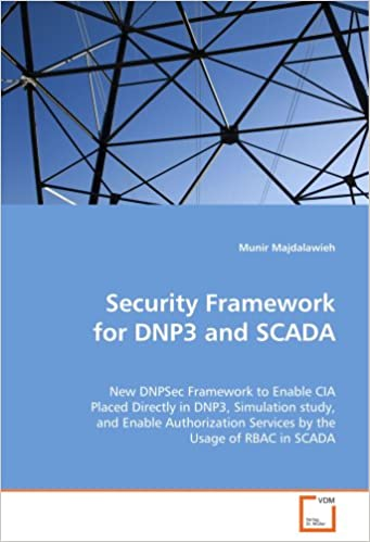 Security Framework for DNP3 and SCADA: New DNPSec Framework