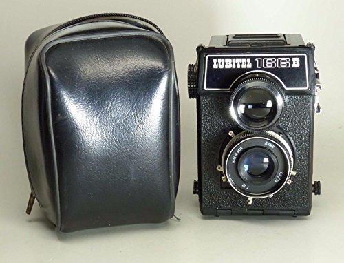 LUBITEL 166B USSR Soviet Union Russian TLR Medium 6x6 Camera