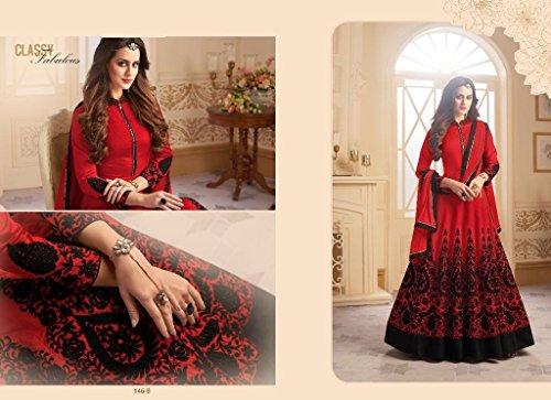 Red color Dress Maßanfertigung Custom to Measure Europe size 32 to ...