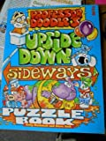 img - for Professor Doodle's Upside Down Sideways Puzzle Book book / textbook / text book