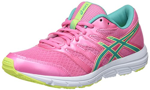 Asics Unisex Adults' Gel Zaraca 4 Gs C570n-1988 Cross Trainers, Pink Multicolour (Pink #0000001)