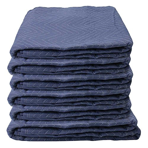 Moving Blankets 6 Pack 72 80