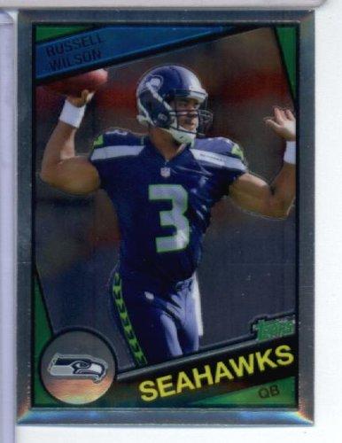 online retailer 3f7b5 86b9e 2012 Topps Chrome Football '84 Topps Rookie Throwback # 14 ...