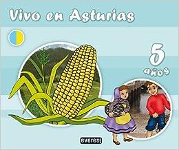 Vivo en Asturias. 5 años - 9788444171319: Amazon.es: Rozado ...