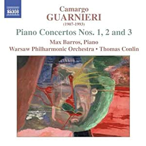 Guarnieri: Piano Concertos Nos. 1, 2, and 3