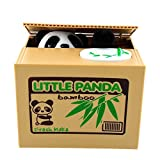 BigFamily Stealing Coin Piggy Bank Cute Panda Money Box For Any Child