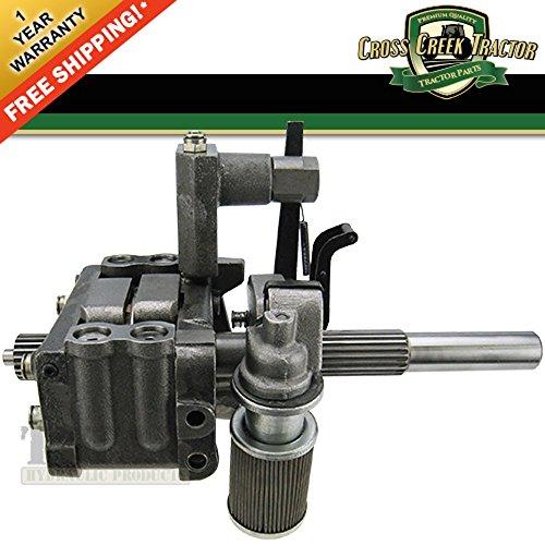 3701159M91 New Massey Ferguson Tractor Hydraulic Pump 362...