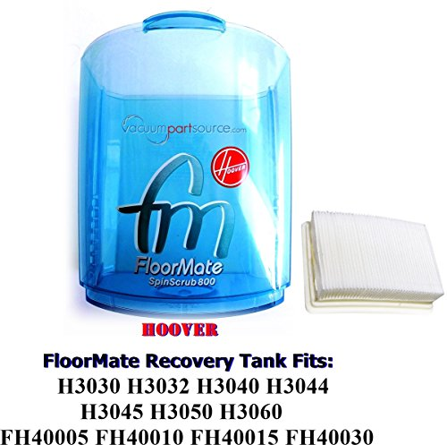 Hoover FloorMate Recovery-Dirty Water Tank and A Recovery Tank Filter By Vacuum Part Pro (Hoover Floormate Parts H3032 compare prices)